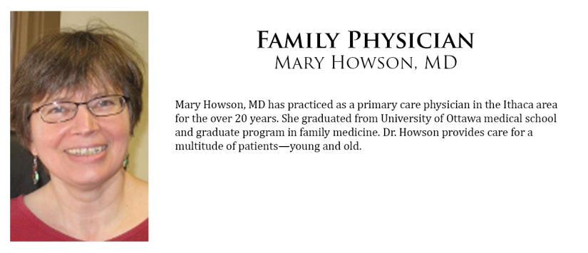 Mary Howson